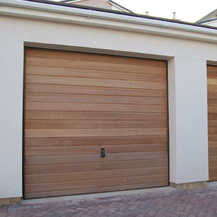 Up and over garage doors garage doors north east for Garage doors uk