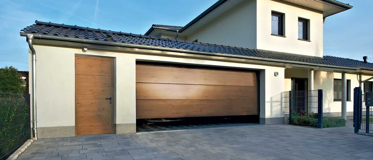 Automatic garage doors north east