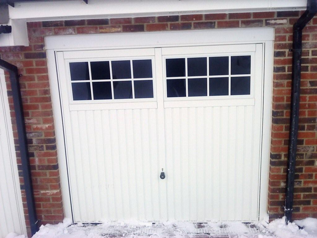 Special offers garage doors north east for Garage doors uk